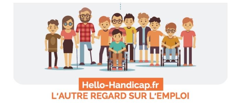 Hello Handicap affiche