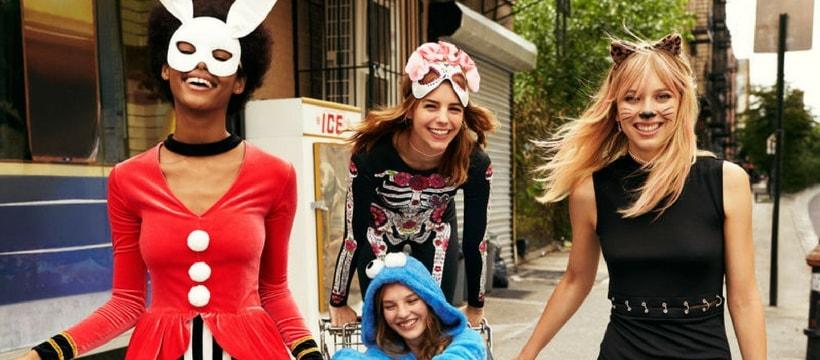 Des vêtements de la collection Halloween de H&M