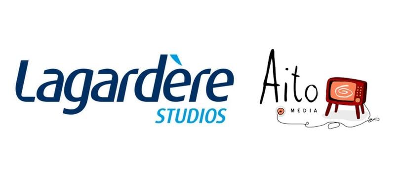 Lagardere Aito logos