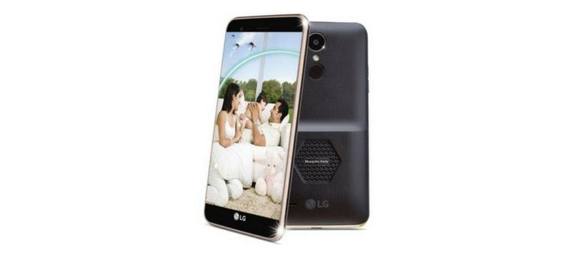 téléphone anti moustiques de LG en Inde