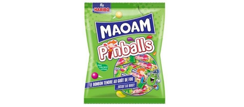 paquet de bonbons haribo