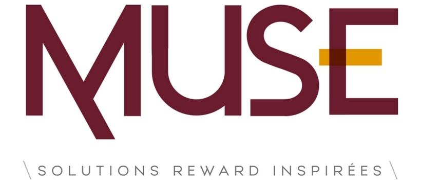 Logo du magazine muse