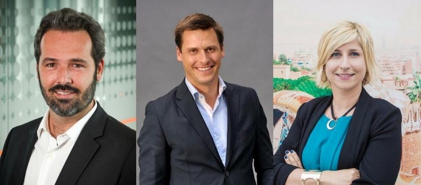 portraits des nouveaux dirigeants de criteo