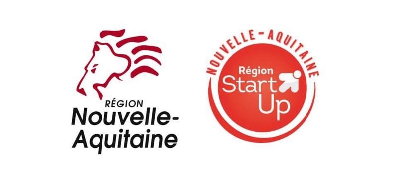 logo de la region nouvelle aquitaine startup