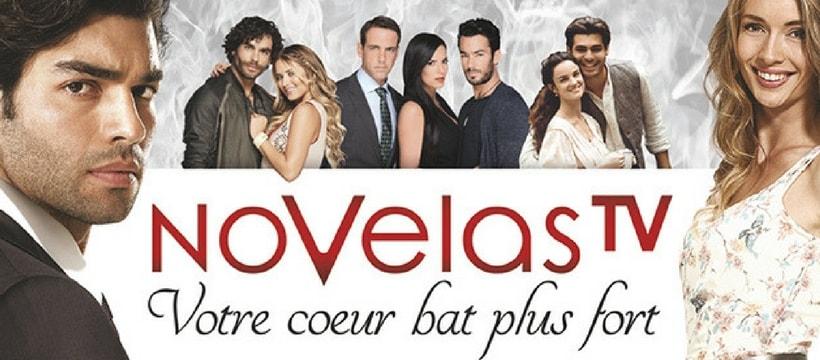 logo de novelas tv