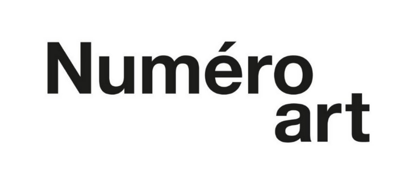 Numero art logo