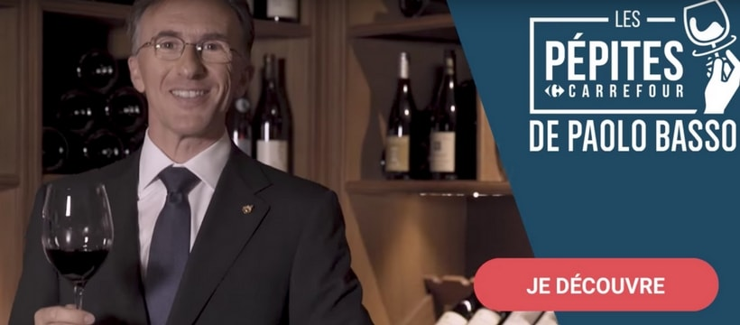 paolo basso sommelier pour la foire des vins dautomne 2017
