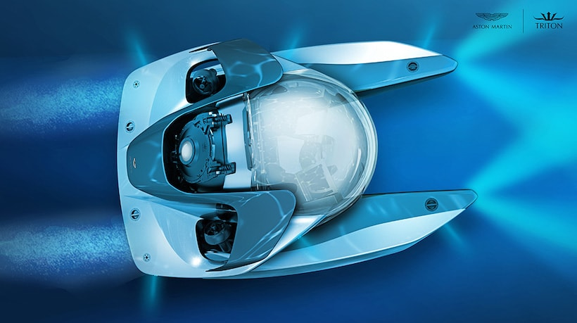 Aston Martin Neptune