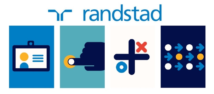 Randstad logo