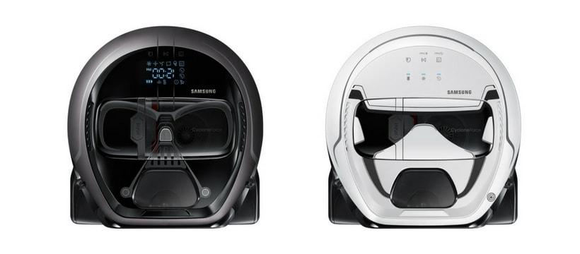 robots Samsung Star Wars