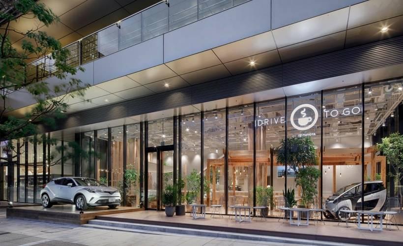Toyota Concept Store