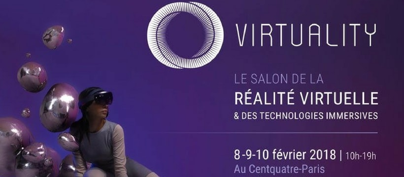 Virtuality affiche