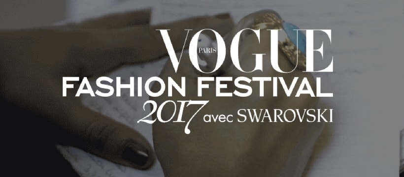 logo du vogue fashion festival