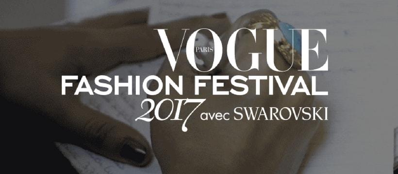 logo du vogue fashion festival