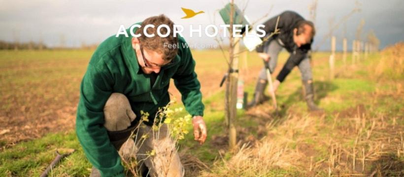 AccorHotels lance une plateforme pour soutenir l'agroforesterie