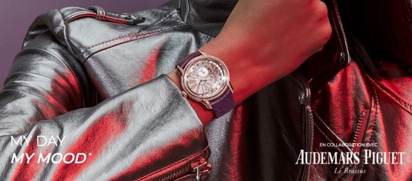 photo de montre Audemars Piguet