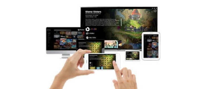 La plateforme de streaming de jeu vidéo Blacknut