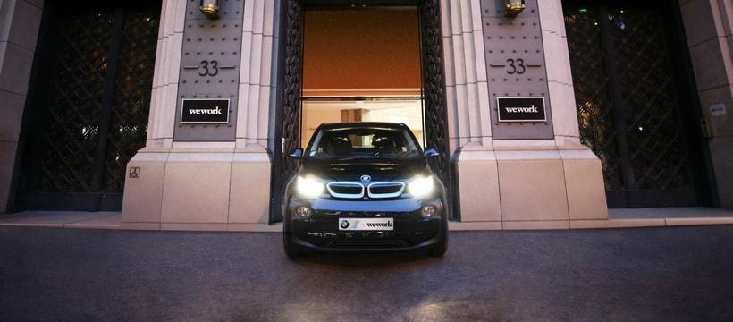 Une BMW i