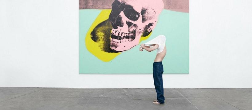 Calvin Klein soutient la fondation Andy Warhol