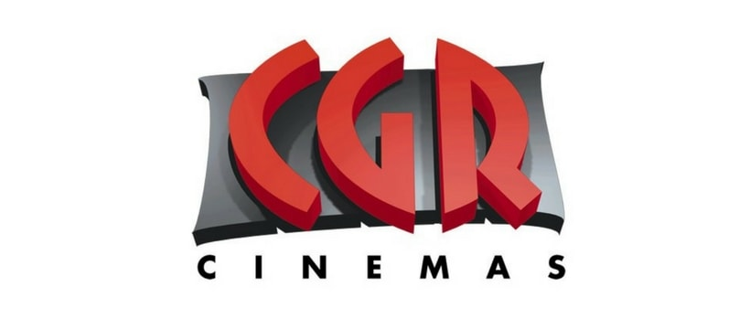 CGR Cinemas logo