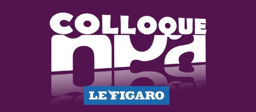 Logo du colloque NPA du figaro
