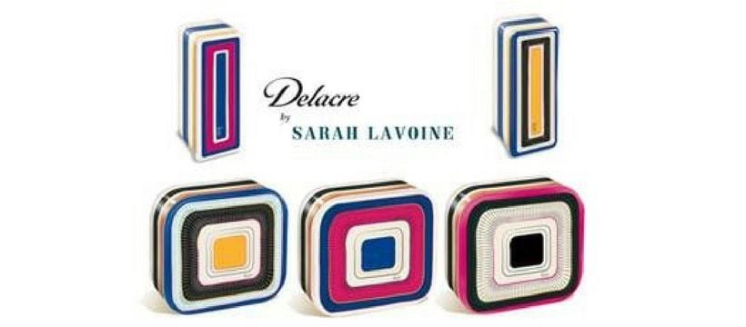 Edition limitée des biscuits Delacre par Sarah Lavoine