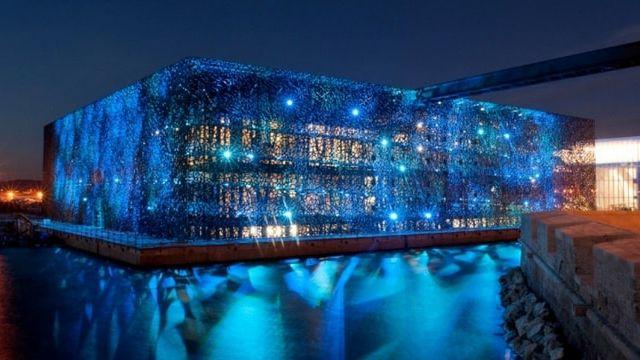 Un bâtiment dédié à l'innovation par Engie