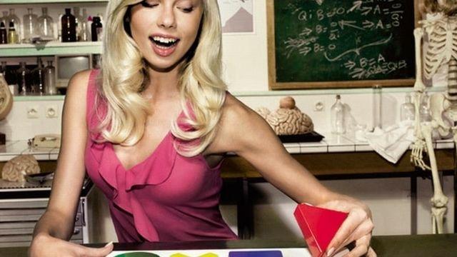 femme et publicité