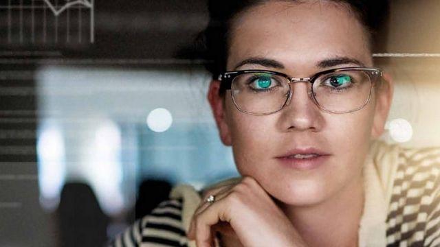 Femme dans le domaine de la cybersécurité