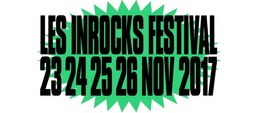 Affiche du festival les inrocks