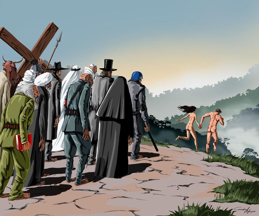 religion et communautarisme