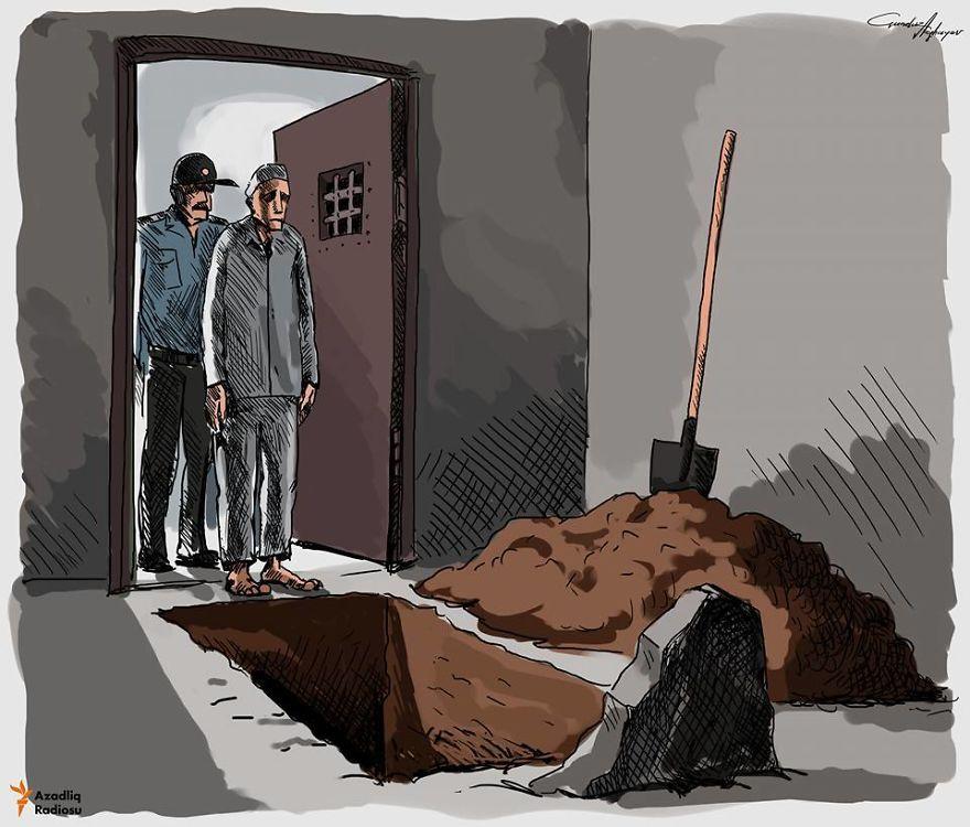 prisonnier politique