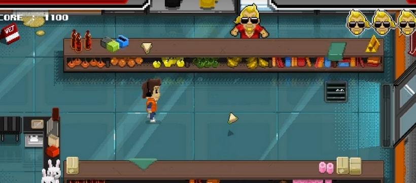 screenshot du jeu road bands
