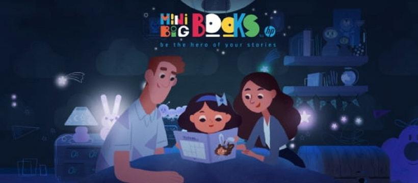 Présentation de HP Mini Big Books
