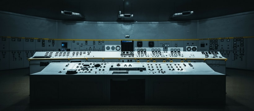 salle de controle