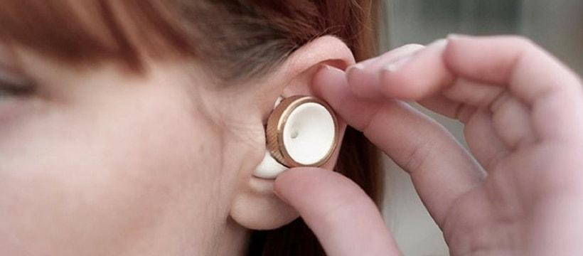 Knops, des écouteurs sans fil