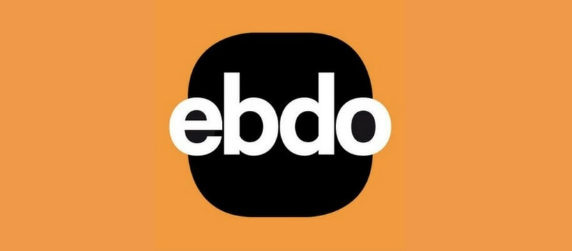 Logo magazine Ebdo