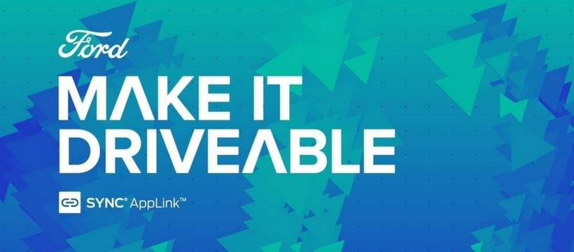 Make it Driveable affiche
