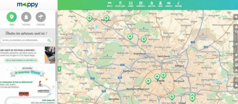 screenshot de mappy