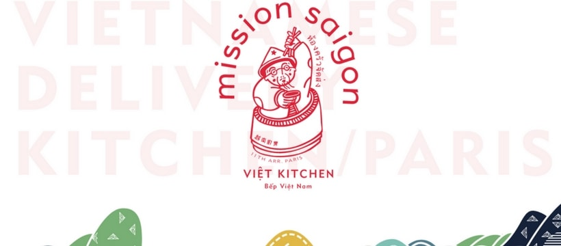 logo de mission saigon