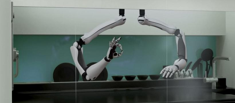 robot cuisinier moley