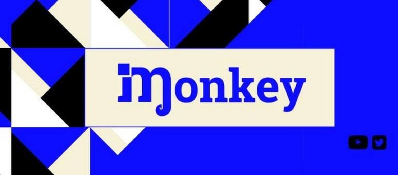 Monkey logo