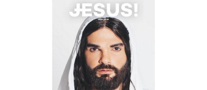 une du magazine jesus