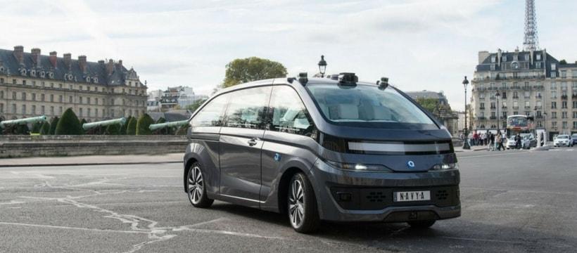 Nayva voiture autonome