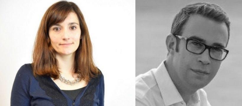 Aline Ducret et Quentin Briard