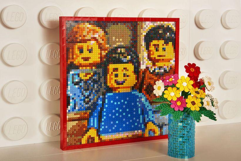 Et si on passait la nuit dans une chambre entièrement constituée de LEGO ?