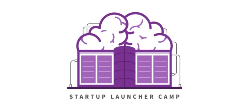 Startup launcher camp logo