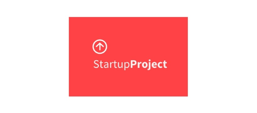 Startup project logo