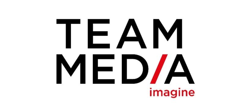 Team Media logo