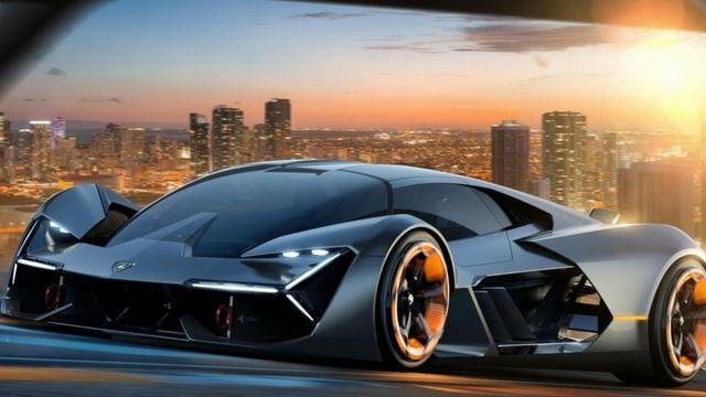 Tertio millennio de Lamborghini